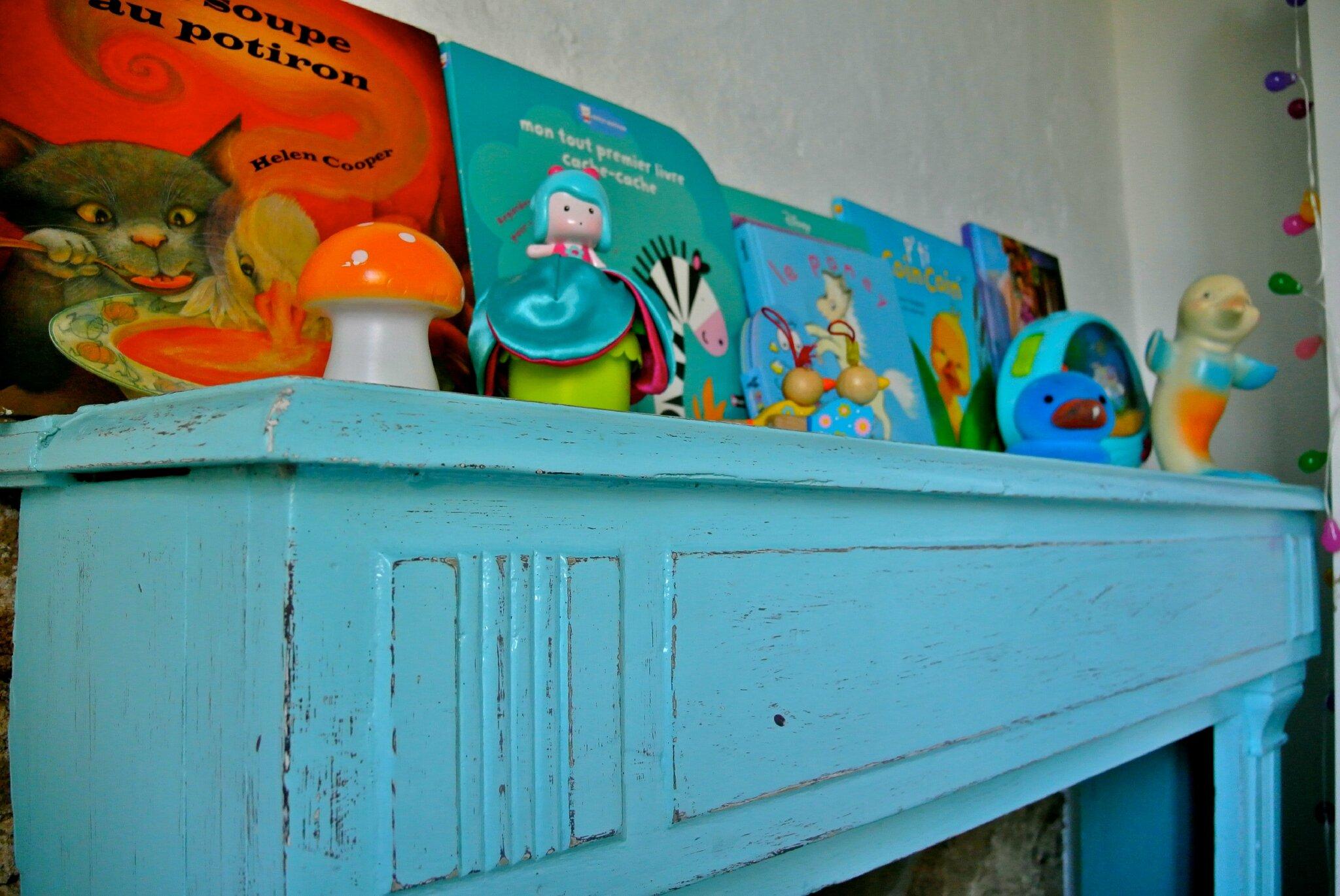 D corer une chambre d 39 enfant recyclage et cie - Comment decorer une chambre d enfant ...