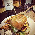 Orthez, Hamburger et vin Chilien (64)