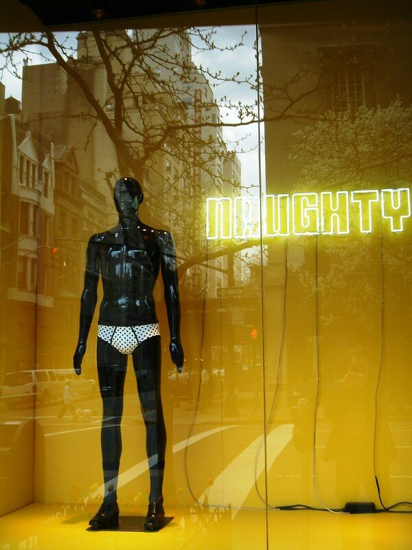 YSL Window NY