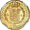 Historic charles i triple unite and ferdinand vi gold 8 escudos lead heritage ana chicago auctions