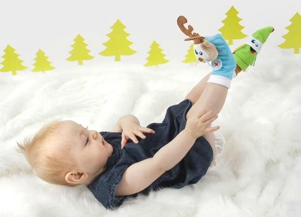 chaussettes éveil babymoov
