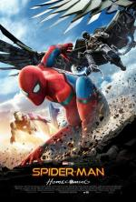 afficheSpiderManHomecoming