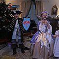 Pirate et princesse XVIIIème