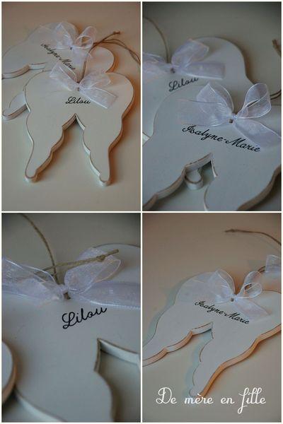 ailes personnalisées