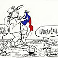 Trump au texas !