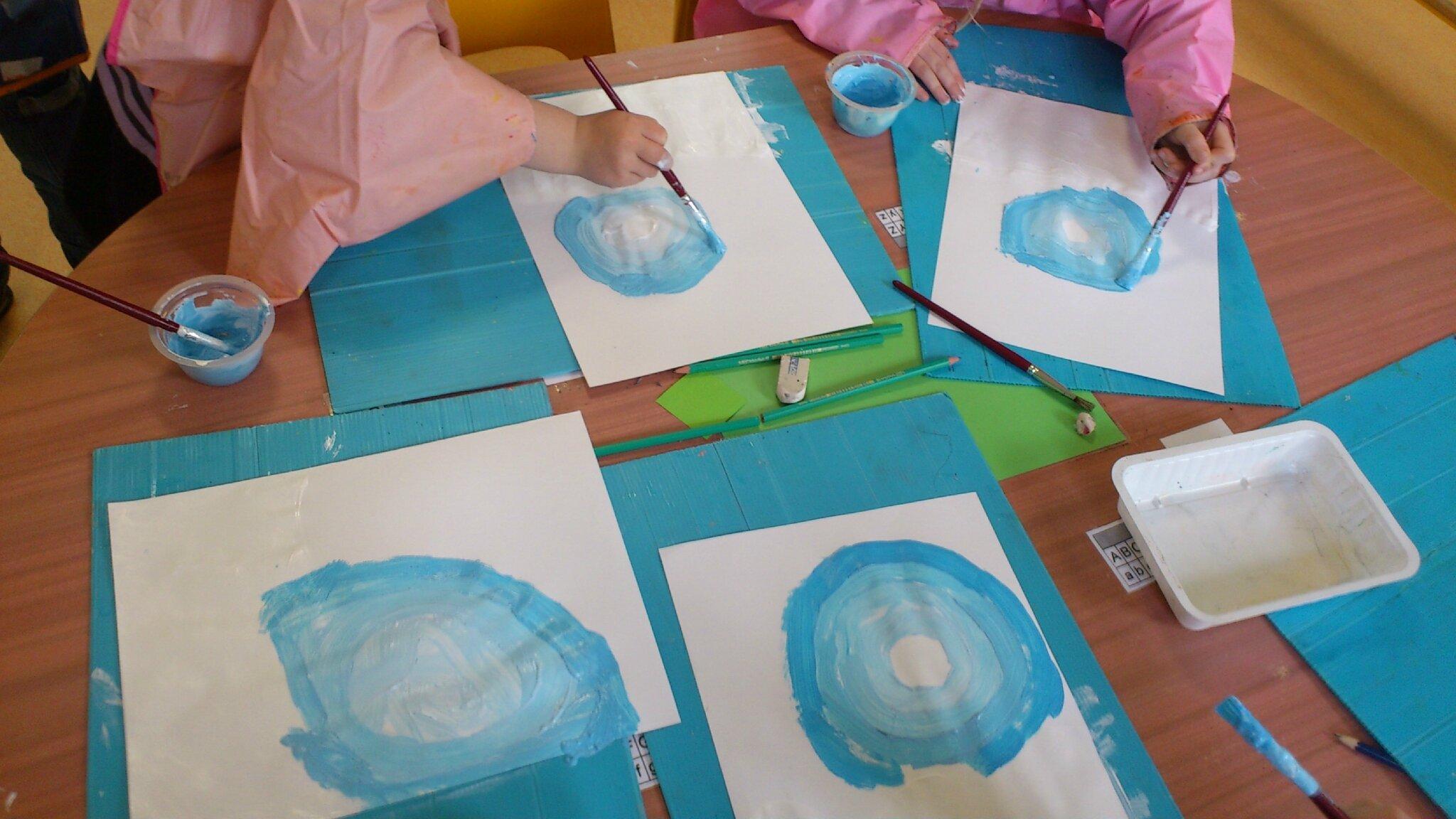 Activit manuelle hiver maternelle activit manuelle hiver projets faciles en papier pour - Activite hiver maternelle ...