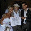 Les mariés, plus beaux que jamais