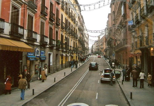Madrid-Rue
