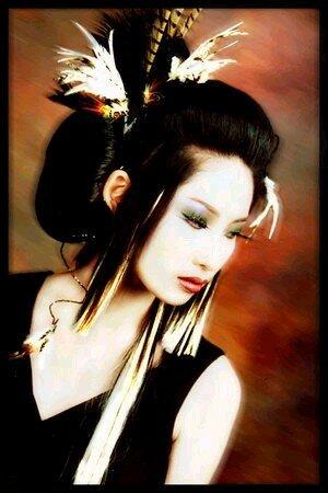 Geisha_moderne