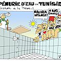 Pnurie d'eau en Tunisie!