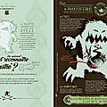 Guide du savoir-survivre en compagnie des monstres - carine-m, élian black'mor, patrick jézéquel