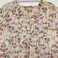 blouse à plastron plissé, 5 ans (2)