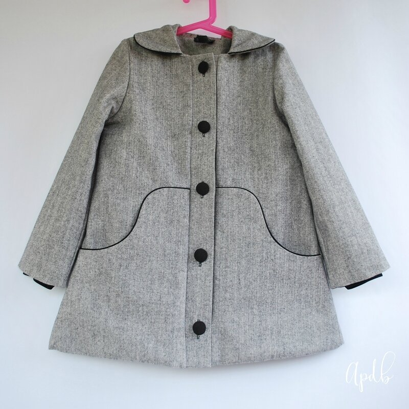 manteau Louisa coat