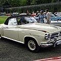 Borgward isabella coupé cabriolet-1959