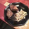Cuisses de poulet farcies