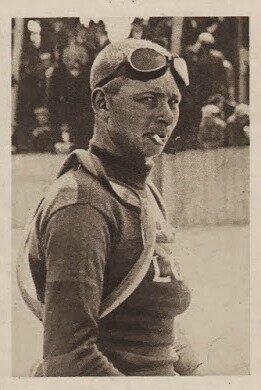 Maurice Geldhof Miroir des Sports 24 06 1927