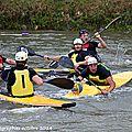Z-9829 Championnat d'Europe des Clubs Champions de Kayak Polo