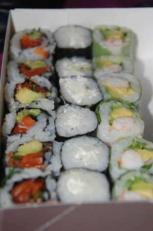 13-02-12 Sushi shop, ma nouvelle addiction