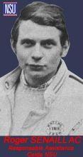 Roger SENAILLAC (Portrait Ceida NSU) 1972 TOP