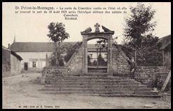 Saint Privat 18 août 1870