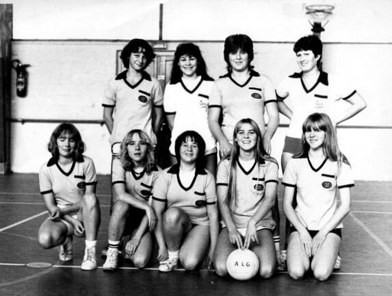 VOLLEY-BALL Glageon 1983