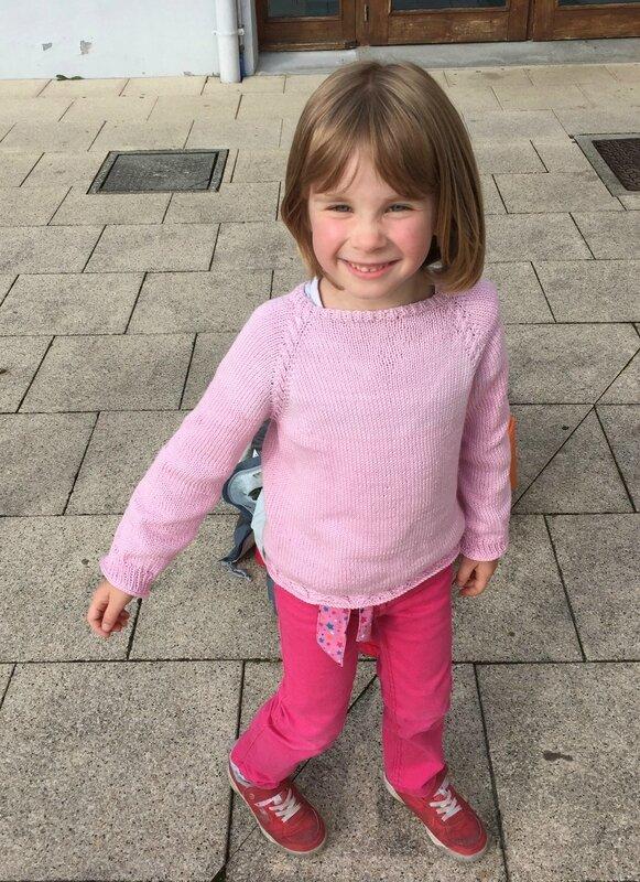 Test Pouïnette (taille 6 ans)