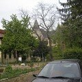 194, cal. Victoriei: C. Trubetzkoi's House where Liszt lived and
