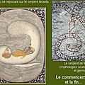 Serpents des origines et de la fin.