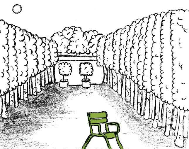 dessin de jardin cool dessin de jardin fleurs with dessin de jardin best coloriage jardin. Black Bedroom Furniture Sets. Home Design Ideas