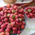{recette} confiture de fraises agar-agar