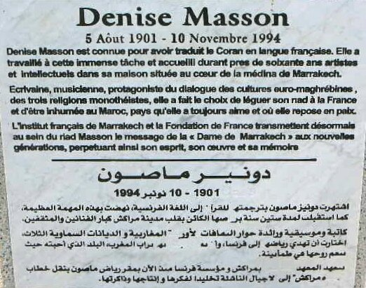 1901-1994-Denise-Masson
