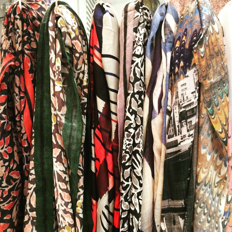 Echarpes foulards BECK SONDERGAARD AH 1617 Boutique Avant Apres 29 rue FOCH 34000 Montpellier (2)