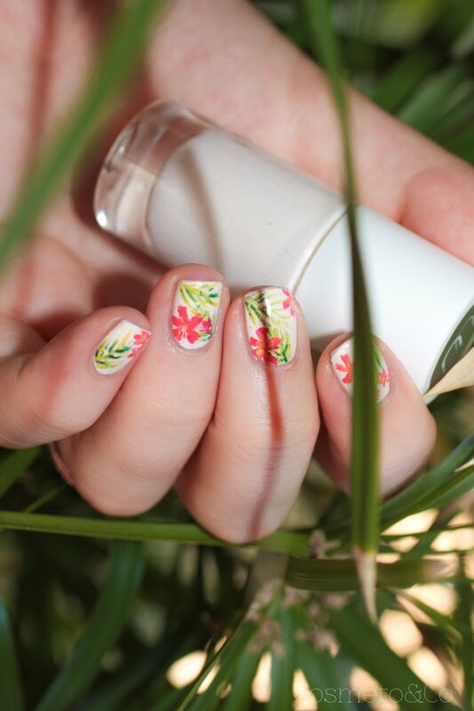 nail art tropical-8