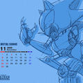 Metal sonic channel