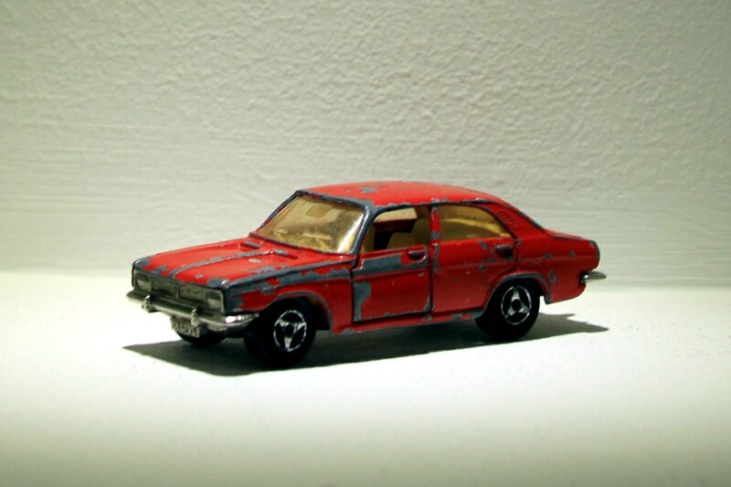 Chrysler 180 (ref 208) Majorette