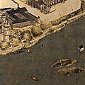 Pierre bobot (1902-1974), paris au moyen-âge : le louvre et l'île de la cité
