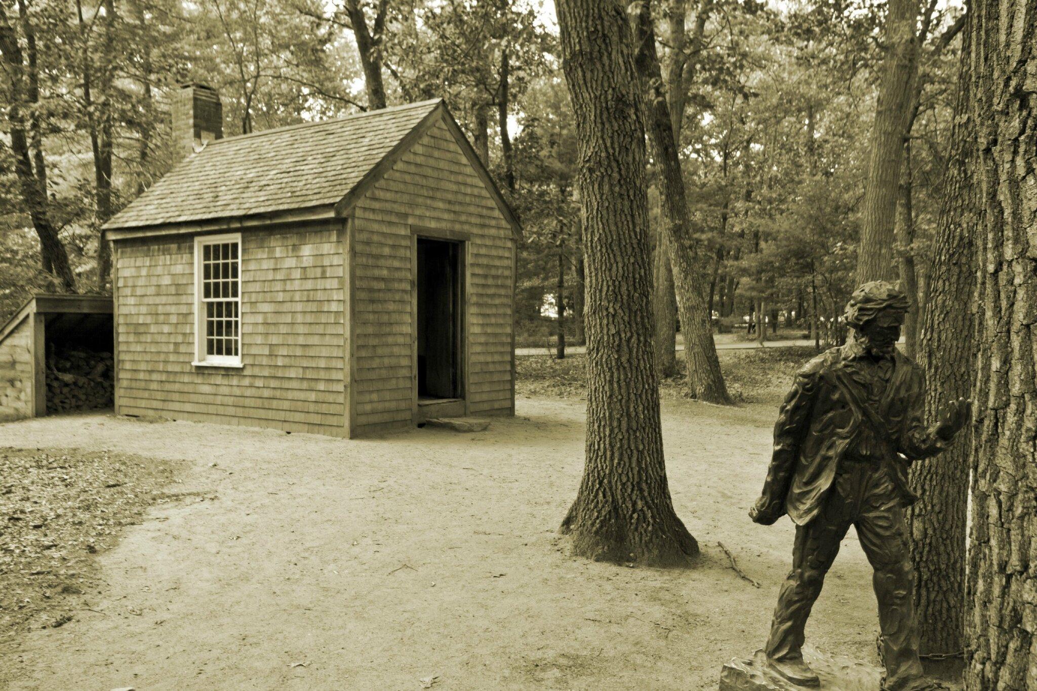 Walden ou la Vie dans les bois.