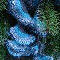 nouille bleu/gris