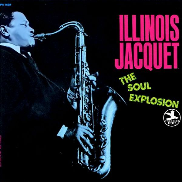 Illinois Jacquet Bosses Of The Ballad Illinois Jacquet And Strings Play Cole Porter