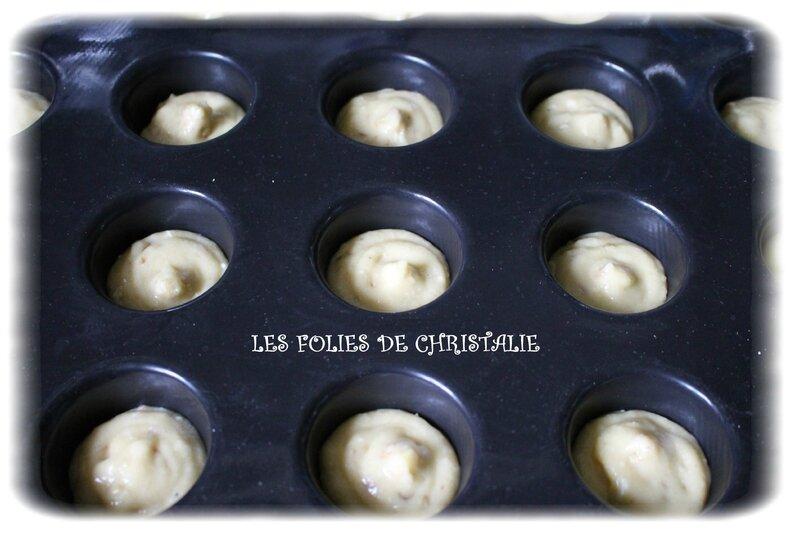 Cupcakes noix 6