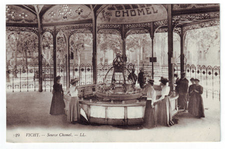03 - VICHY - Source Chomel