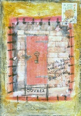 Porte ancienne pour BBsoholitchi Sept 07
