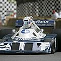 Runion de F1 Tyrrell six roues  Goodwood 2012 (CPA)
