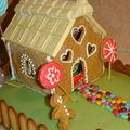 Gâteau Hansel et Gretel et contes pour enfants 3D anniversaire d