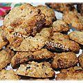 Cookies chocolat blanc éclats de bonbons