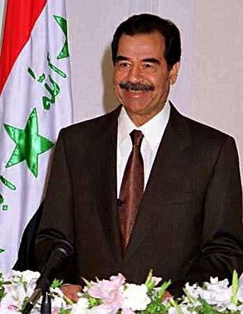 1990-Saddam Hussein