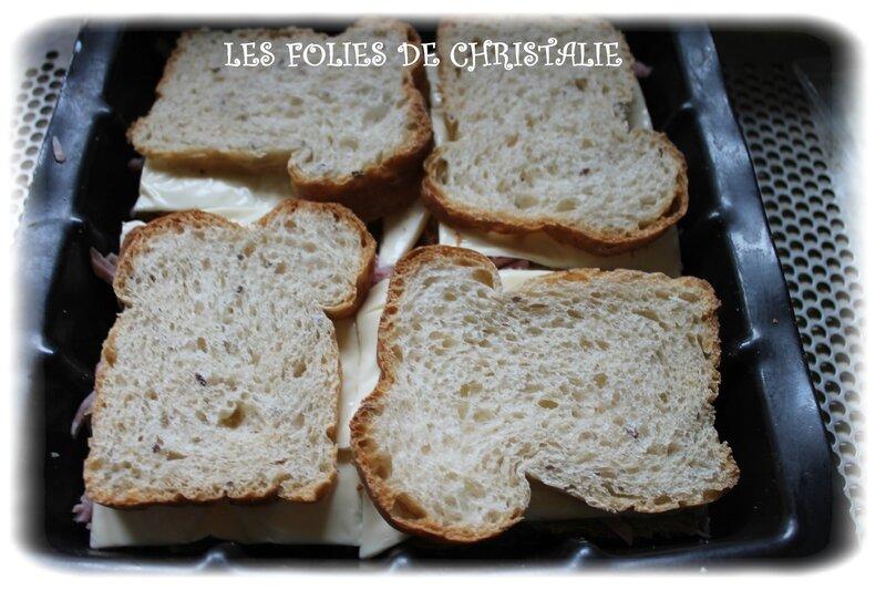 Croque cake 5