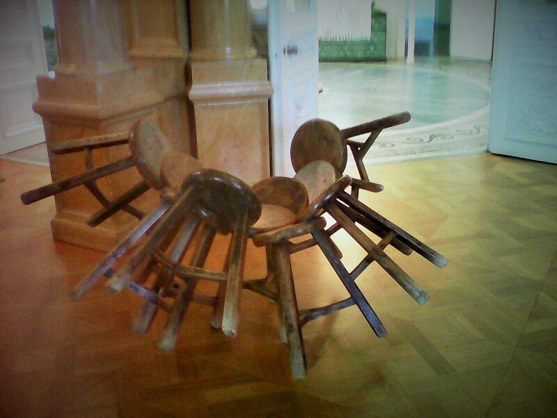 installation tabourets