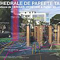 39 - cathedrale de papeete (portes 3d et cercles- médecine)