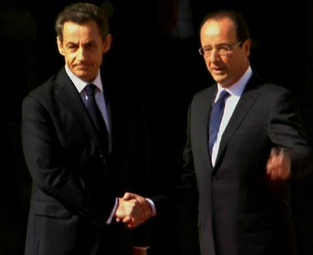 Hollande-sarko